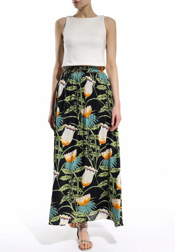 Широкая юбка Baon (Баон) B475009: изображение 4