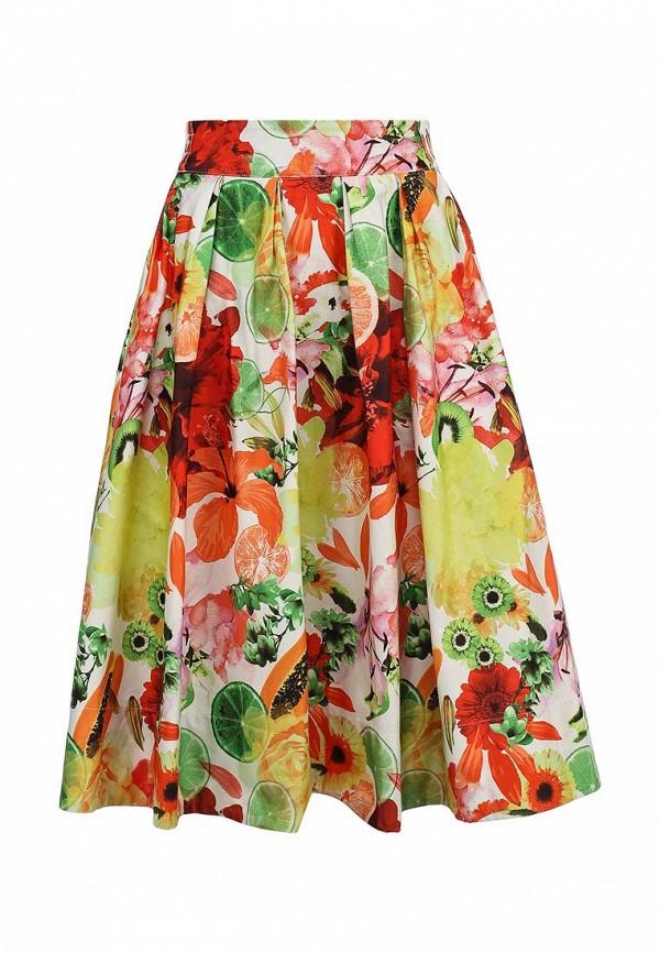 Широкая юбка Baon (Баон) B475403: изображение 1