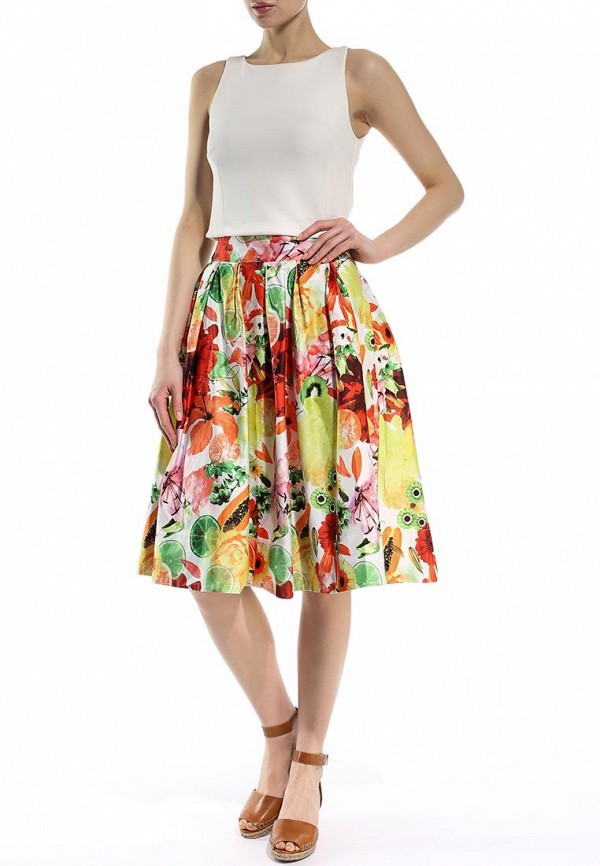 Широкая юбка Baon (Баон) B475403: изображение 3