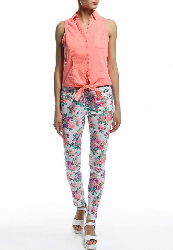 Женские зауженные брюки Baon (Баон) B295044: изображение 3