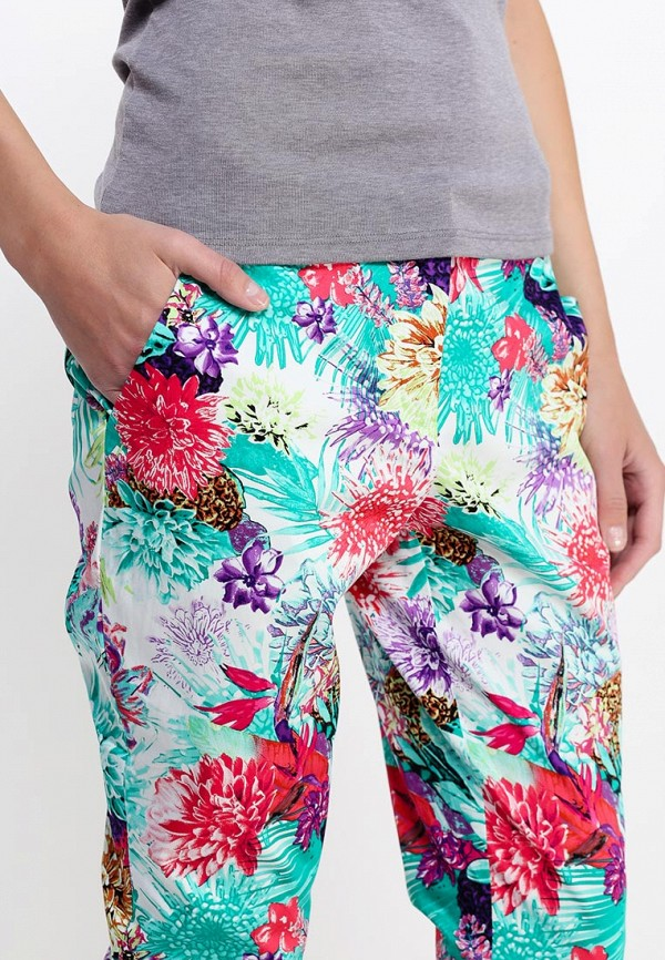 Женские зауженные брюки Baon (Баон) B295403: изображение 6