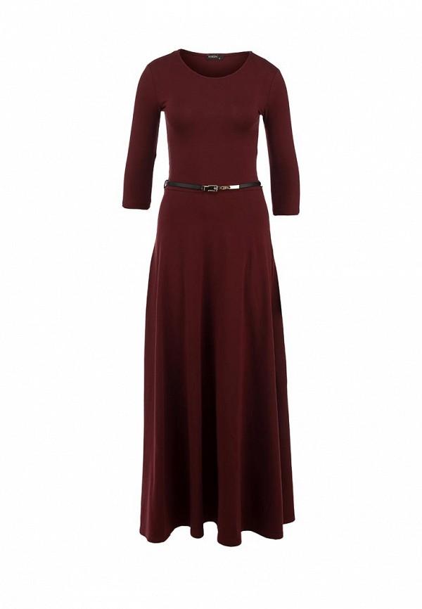 Платье-макси Baon (Баон) B455017: изображение 1