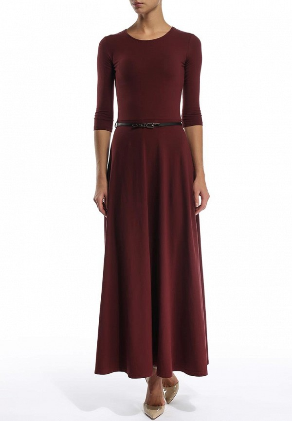 Платье-макси Baon (Баон) B455017: изображение 3