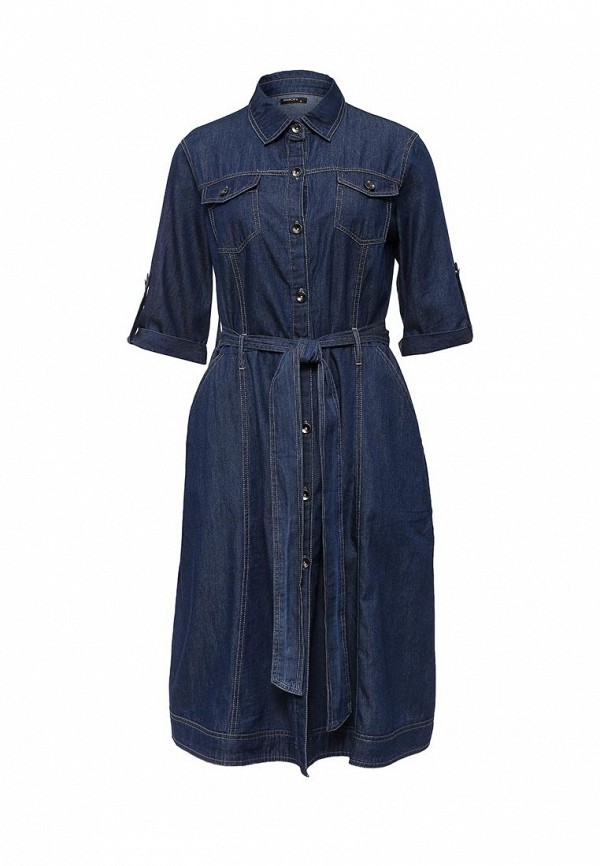 Платье-миди Baon (Баон) B455044: изображение 1