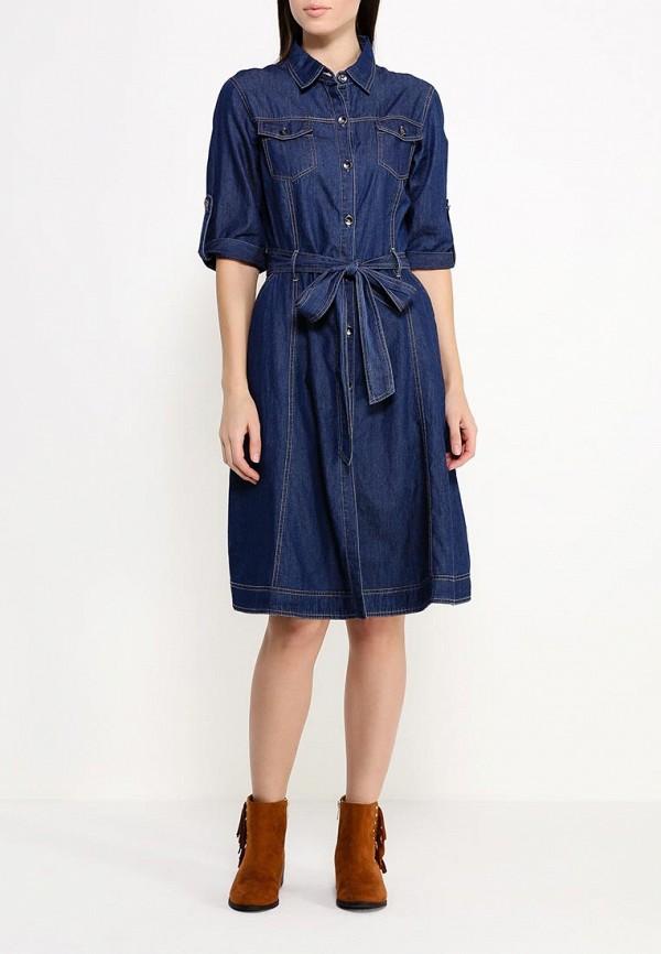 Платье-миди Baon (Баон) B455044: изображение 2