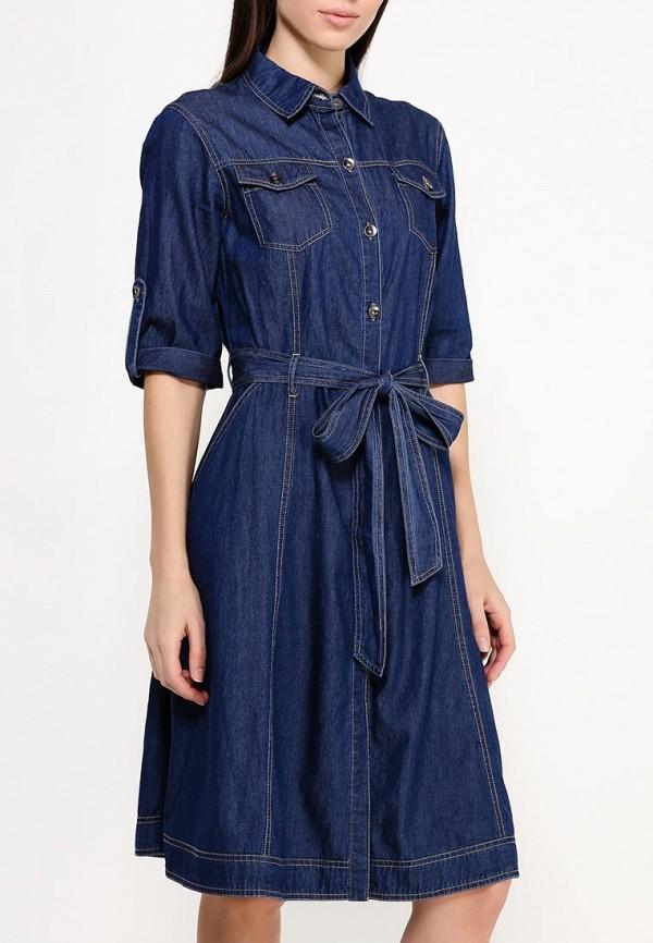 Платье-миди Baon (Баон) B455044: изображение 3
