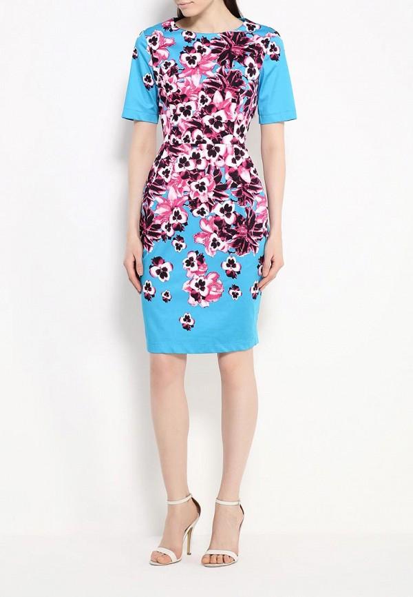 Платье-миди Baon (Баон) B455057: изображение 2