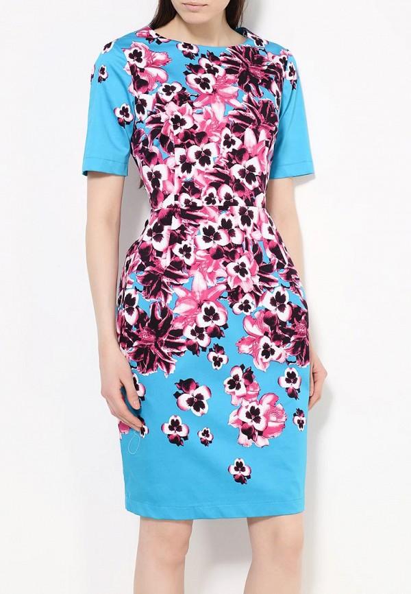 Платье-миди Baon (Баон) B455057: изображение 3