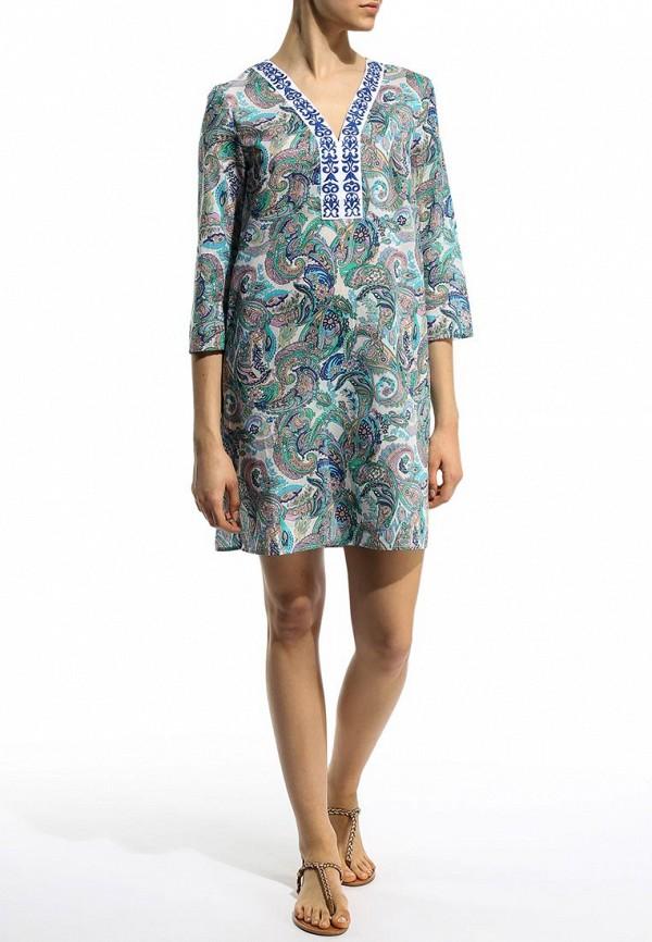 Платье-миди Baon (Баон) B455413: изображение 3