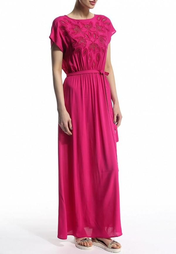 Платье-макси Baon (Баон) B455414: изображение 3