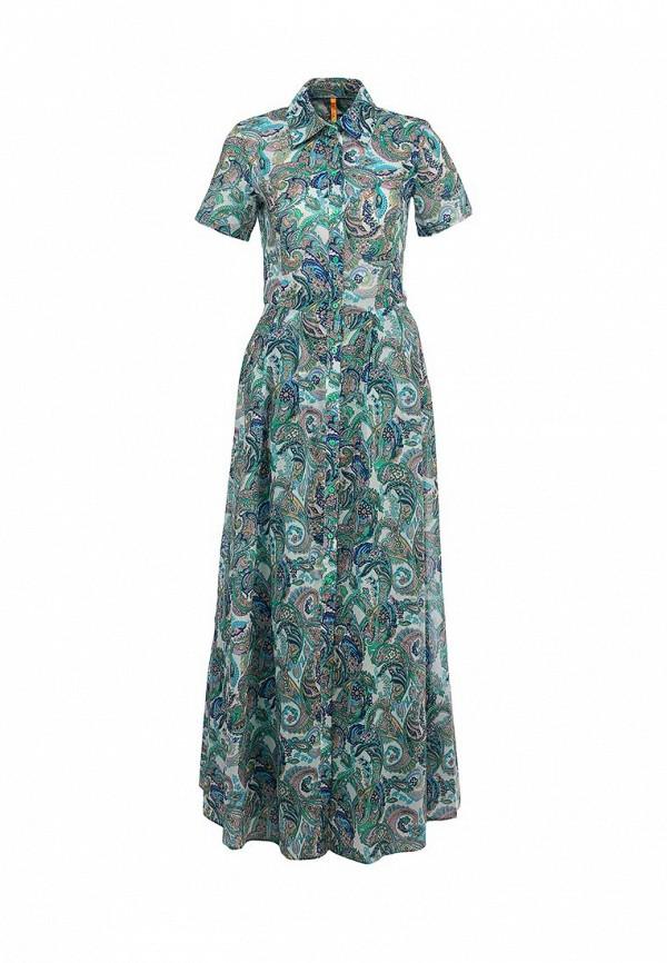 Платье-макси Baon (Баон) B455419: изображение 1