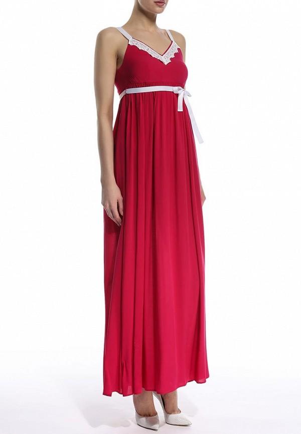 Платье-макси Baon (Баон) B465008: изображение 3