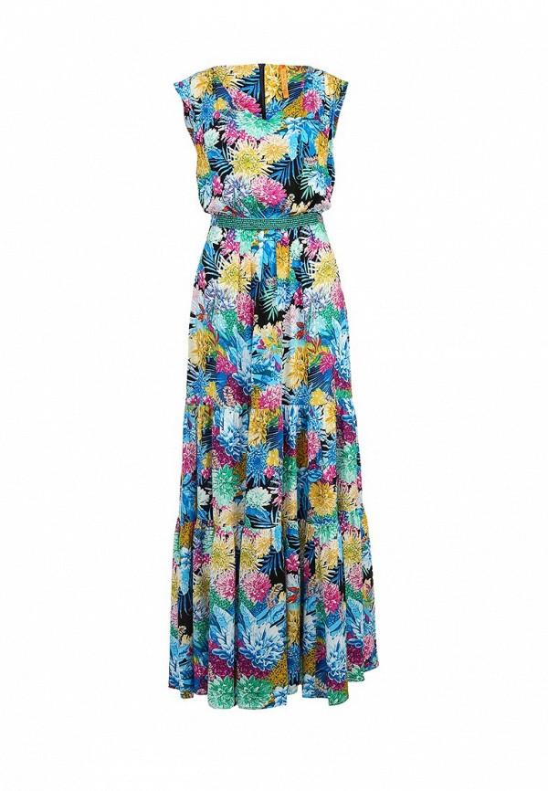 Платье-макси Baon (Баон) B465405: изображение 1