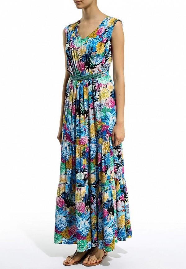 Платье-макси Baon (Баон) B465405: изображение 3