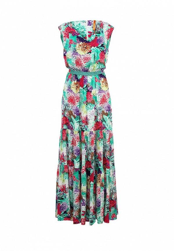 Платье-макси Baon (Баон) B465405: изображение 5
