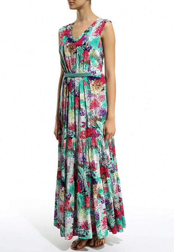 Платье-макси Baon (Баон) B465405: изображение 7