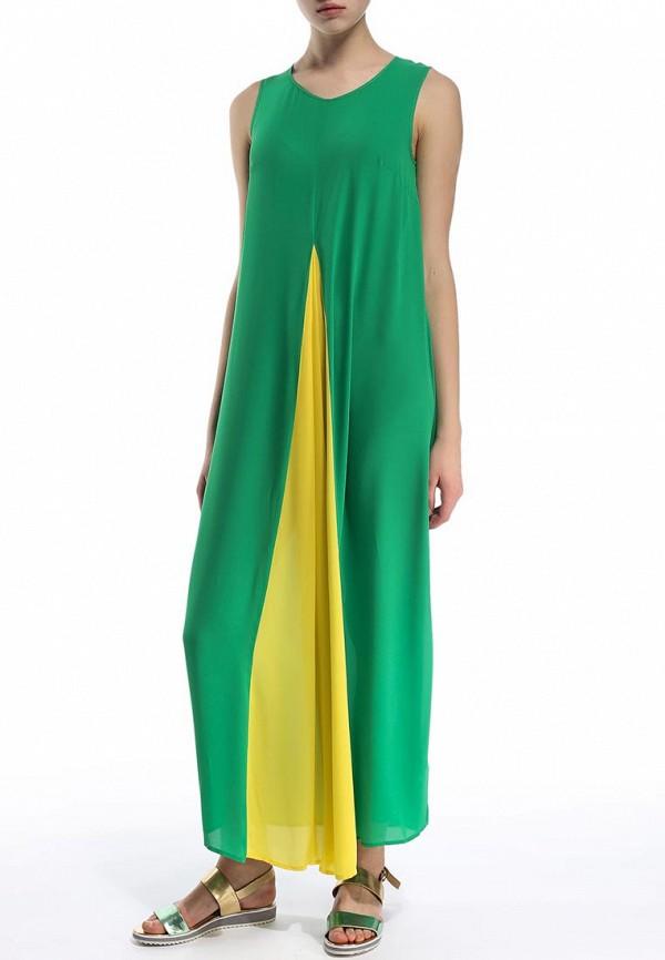 Платье-макси Baon (Баон) B465407: изображение 3