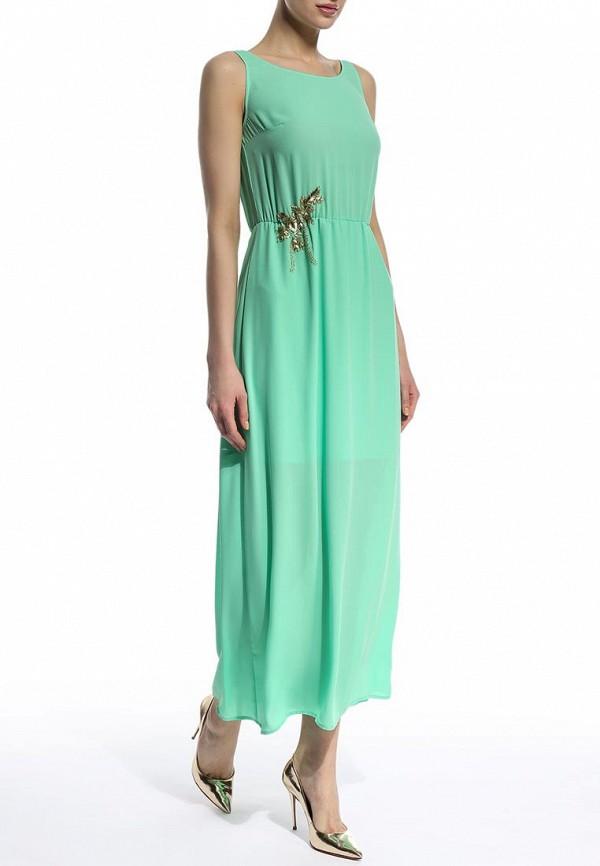 Платье-макси Baon (Баон) B465409: изображение 3