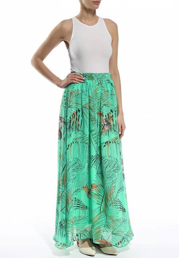 Широкая юбка Baon (Баон) B475404: изображение 4