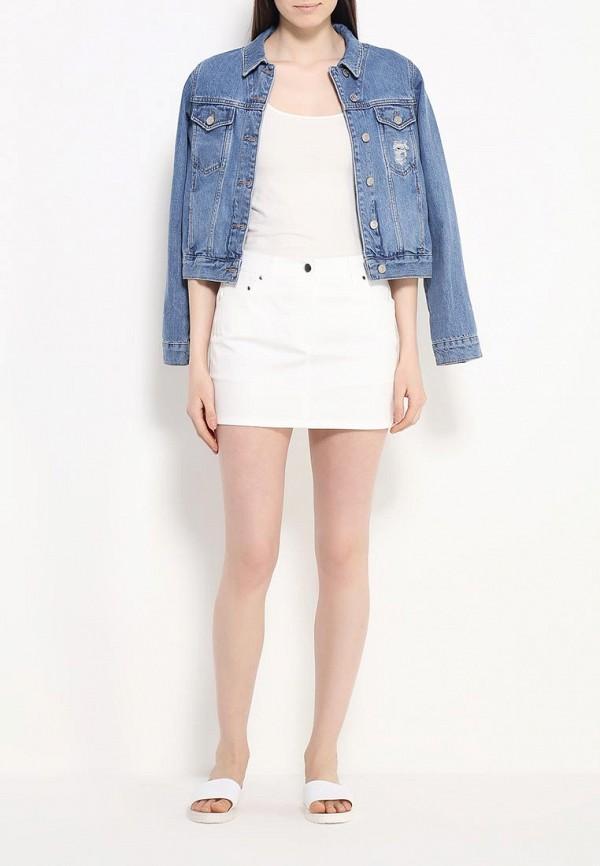 Прямая юбка Baon (Баон) B475415: изображение 2