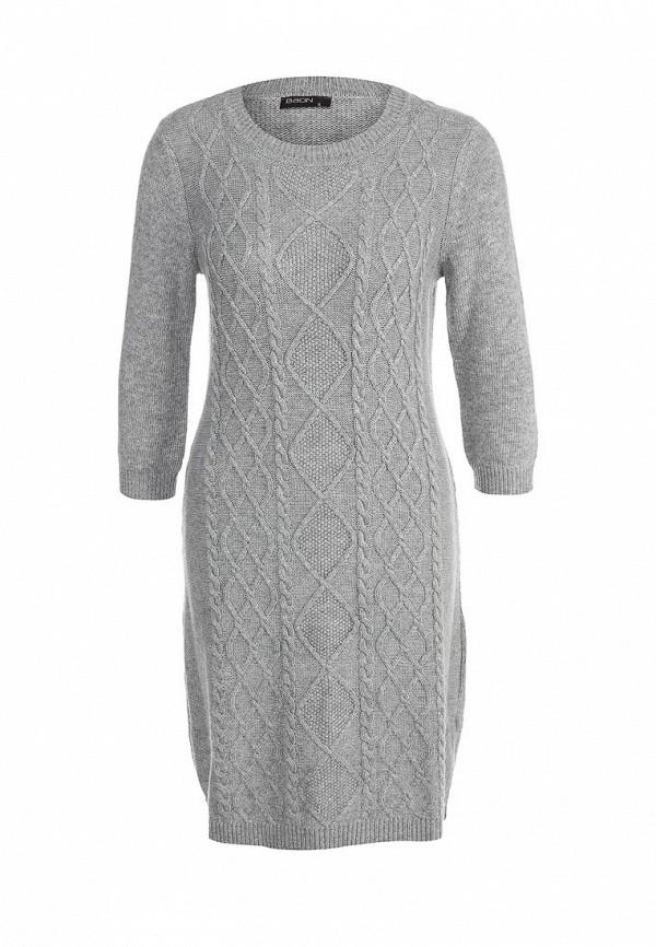 Вязаное платье Baon (Баон) B455506: изображение 2