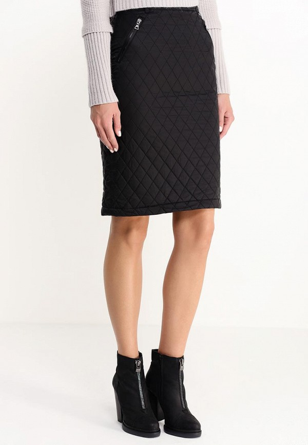 Прямая юбка Baon (Баон) B475514: изображение 3