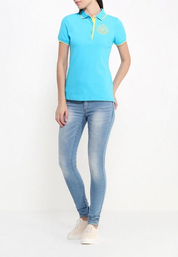 Прямые джинсы Baon (Баон) B306006: изображение 2