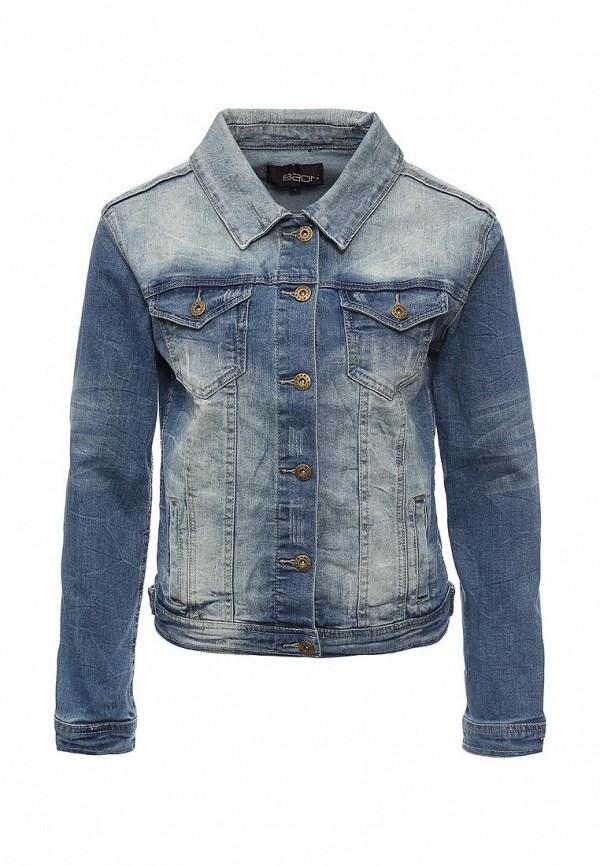 Джинсовая куртка Baon (Баон) B126008: изображение 1