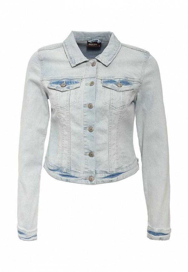 Джинсовая куртка Baon (Баон) B126011: изображение 1