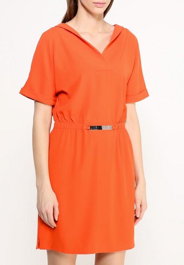 Платье-миди Baon (Баон) B455049: изображение 3