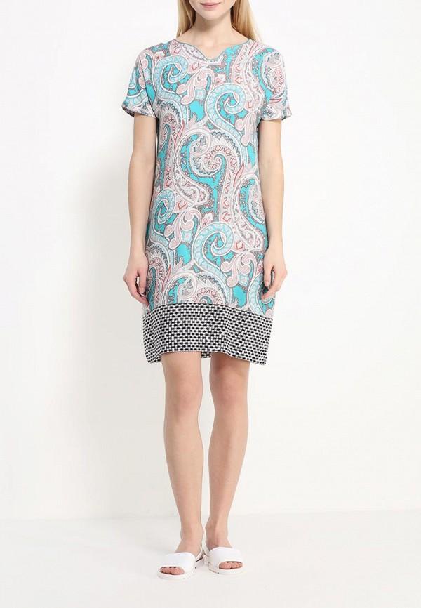 Платье-миди Baon (Баон) B456075: изображение 6