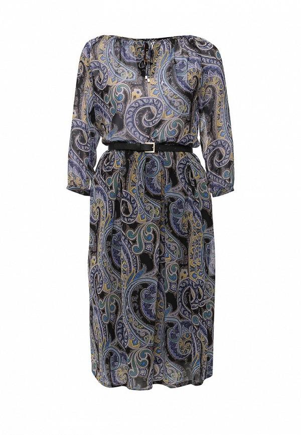 Платье-миди Baon (Баон) B456077: изображение 1