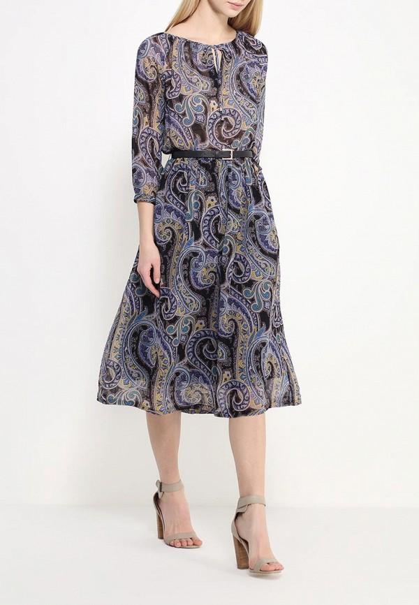 Платье-миди Baon (Баон) B456077: изображение 2