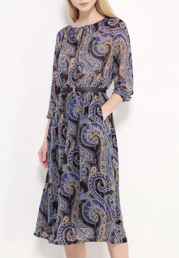 Платье-миди Baon (Баон) B456077: изображение 3