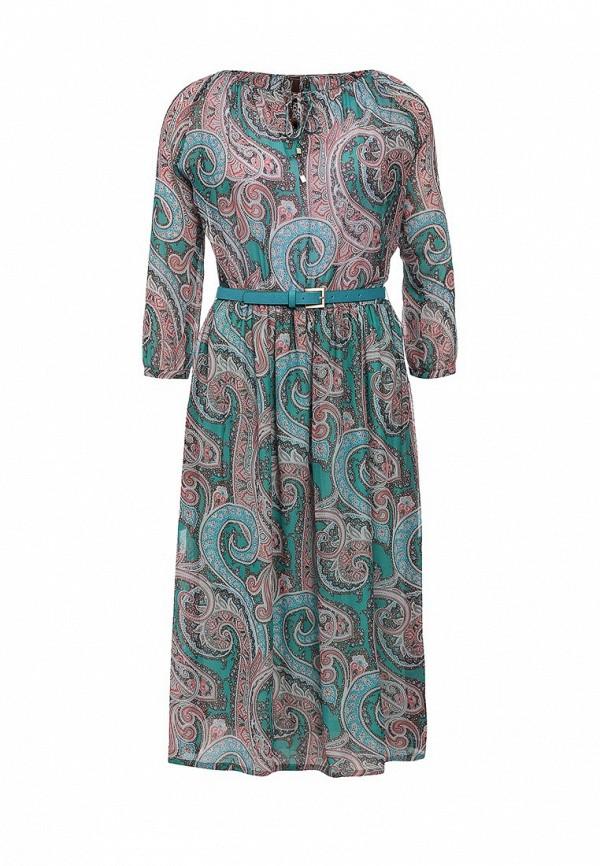 Платье-миди Baon (Баон) B456077: изображение 5