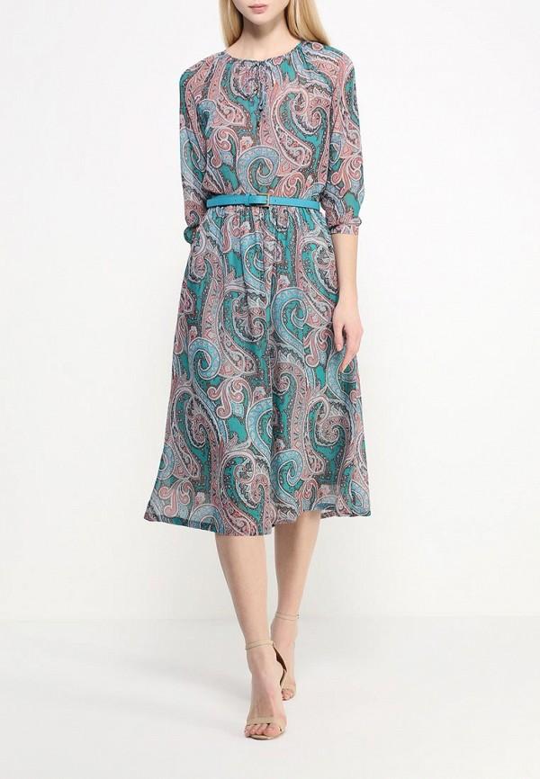 Платье-миди Baon (Баон) B456077: изображение 6
