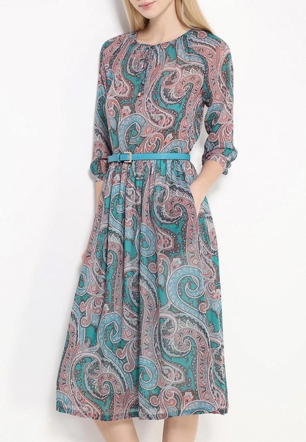 Платье-миди Baon (Баон) B456077: изображение 8