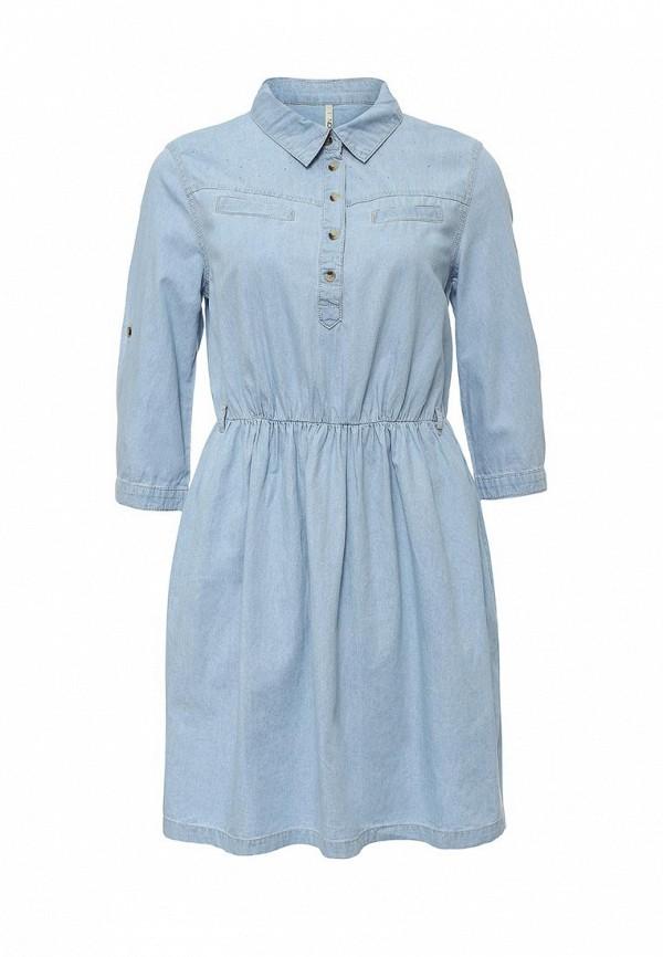 Платье-миди Baon (Баон) B456095: изображение 1
