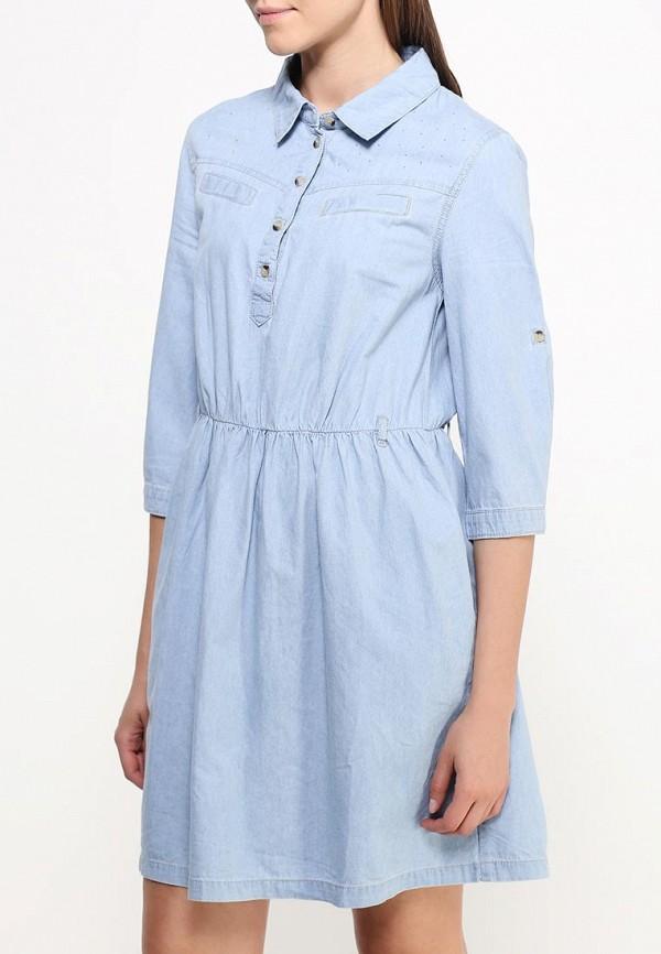 Платье-миди Baon (Баон) B456095: изображение 3