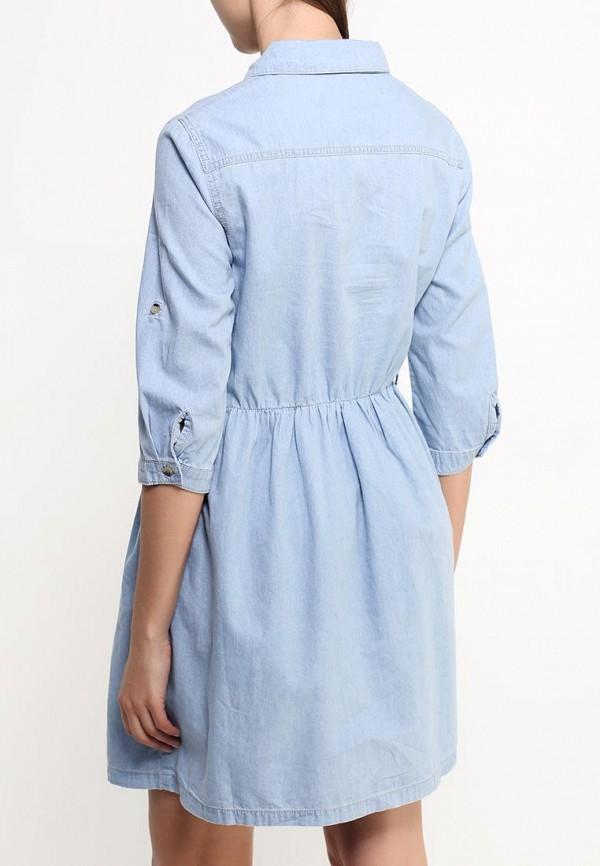 Платье-миди Baon (Баон) B456095: изображение 4