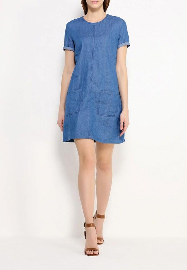Платье-мини Baon (Баон) B456103: изображение 2
