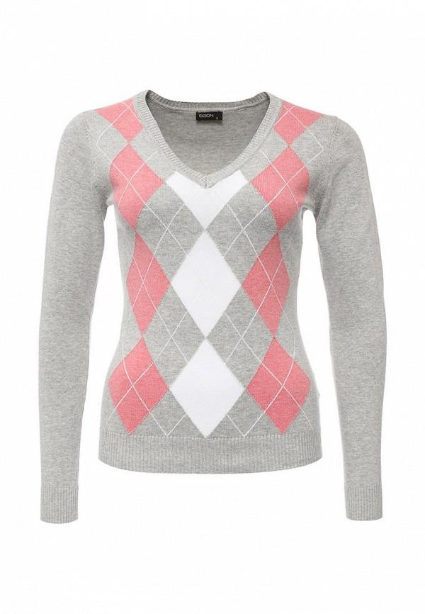 Пуловер Baon (Баон) B136204: изображение 15