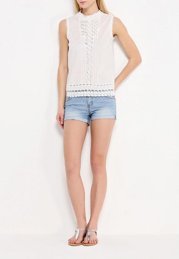 Женские джинсовые шорты Baon (Баон) B325007: изображение 2