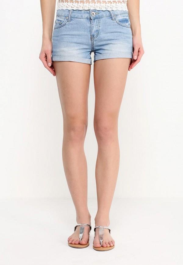 Женские джинсовые шорты Baon (Баон) B325007: изображение 3