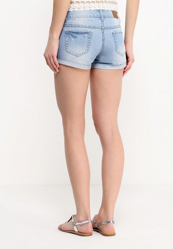 Женские джинсовые шорты Baon (Баон) B325007: изображение 4