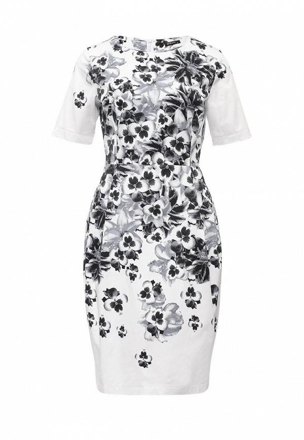 Платье-миди Baon (Баон) B455057: изображение 5