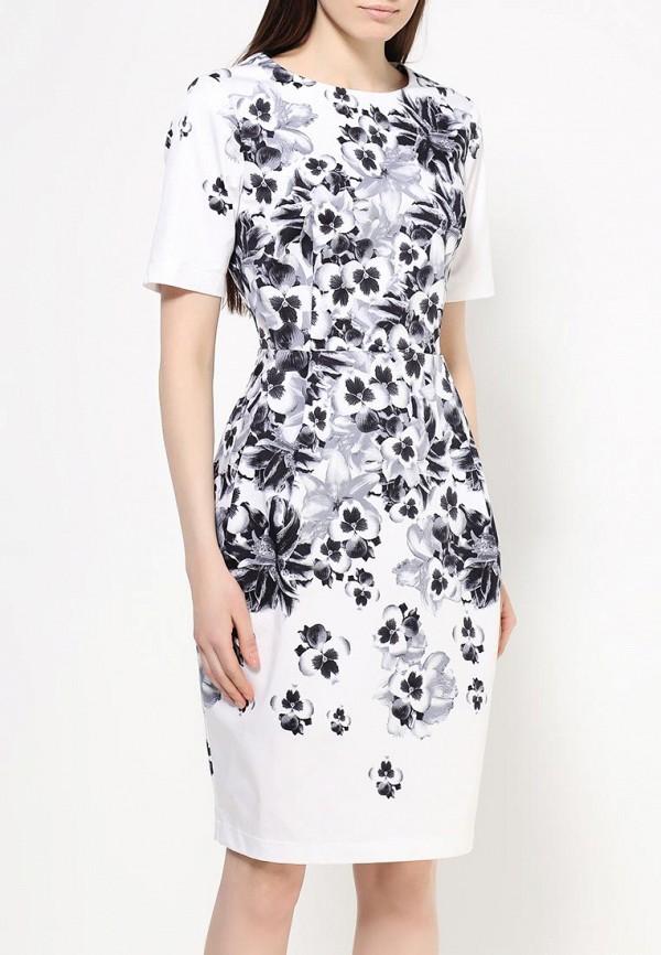 Платье-миди Baon (Баон) B455057: изображение 7