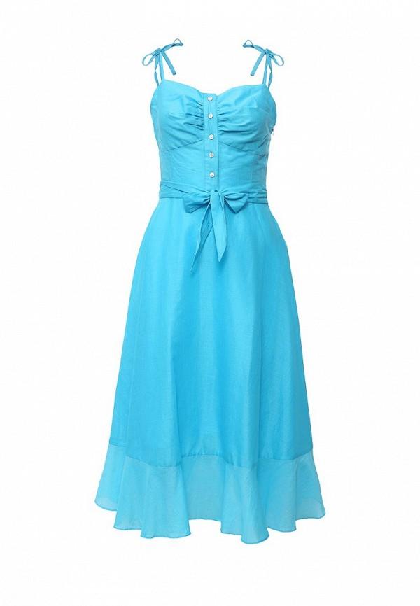 Платье-миди Baon (Баон) B464406: изображение 1