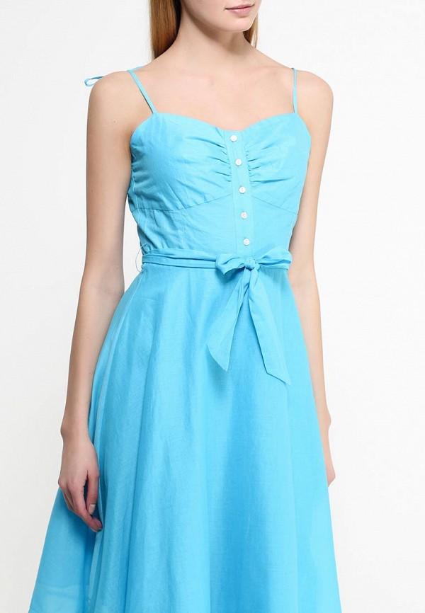 Платье-миди Baon (Баон) B464406: изображение 3