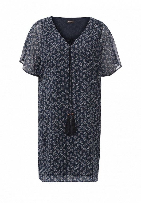 Платье-миди Baon (Баон) B456007: изображение 1